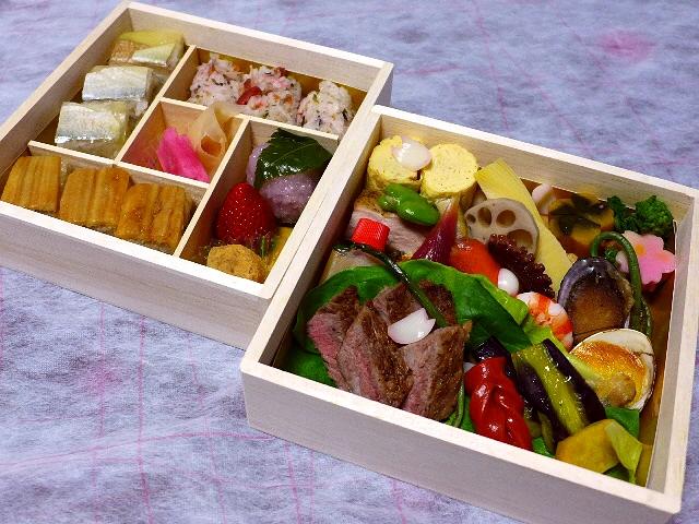お花見のお供に!大阪で京都の名店 「祇園 さヽ木」の味が楽しめます!@ホテルニューオータニ大阪