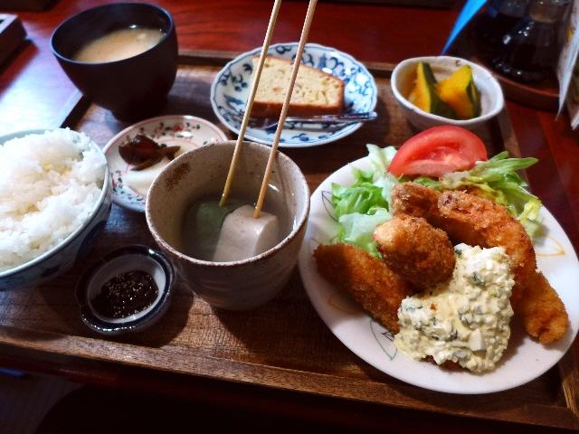 町家の癒しの空間でいただく京料理ランチ!  京都市中京区  「京町屋お昼処 光泉洞寿み」