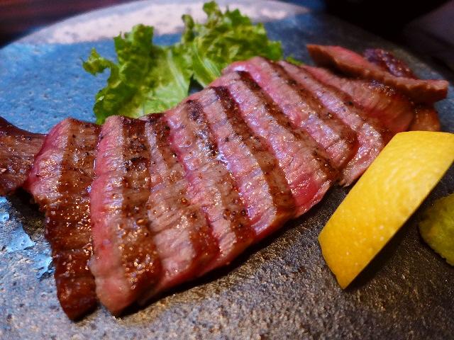 希少な高級黒毛和牛『京都肉』は脂乗りまくりなのに驚くほどさっぱり!  京都市中京区  「創作鉄板 空~SORA~」