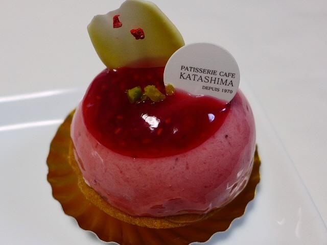 Mのおやつ  優しくて繊細な味わいで見た目も美しいケーキ!   京都市福知山市  「PATISSERIE CAFE KATASHIMA」