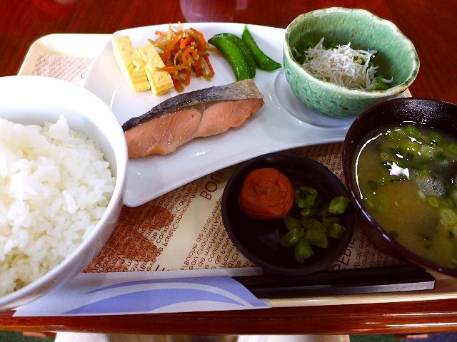 Mの朝ごはん  広くて広くて広すぎるゴルフ場で快適にプレーできました!  奈良県  「大和高原カントリークラブ」