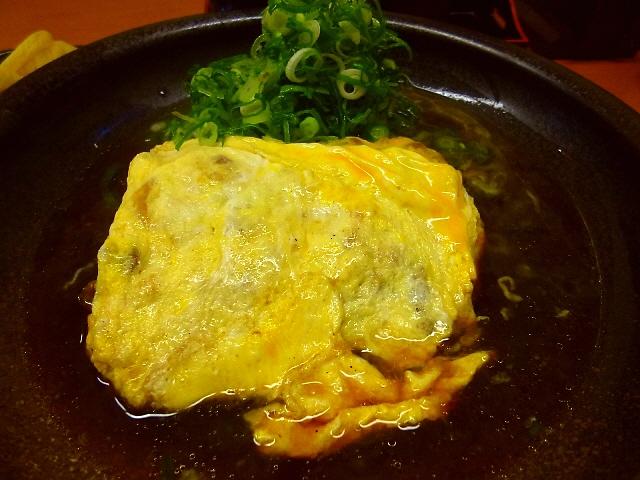 たまに無性に食べたくなる迫力満点の肉巻き!  大阪木津卸売市場 「うどん 大和」
