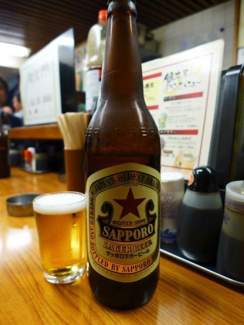 Mのちょっと一杯!  駅ビルのおっさんの立ち飲みの聖地!  大阪駅前第1ビル  「銀座屋」