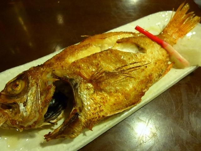 地元の海の幸が満喫できる近江町市場の大人気店!  石川県金沢市  「近江町食堂」