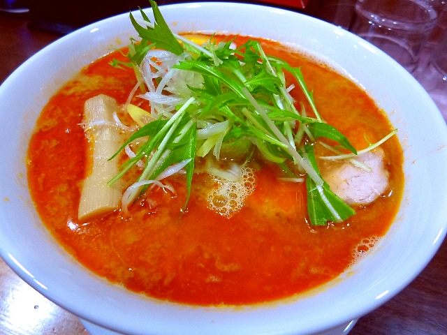 非常に完成度の高い奥深い味わいの担々麺が食べられます!  天6  「麺家 近」