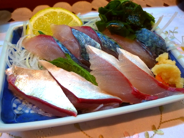 Mのはしご酒   魚も惣菜も絶品の松山の人情酒場  愛媛県  「小判道場」