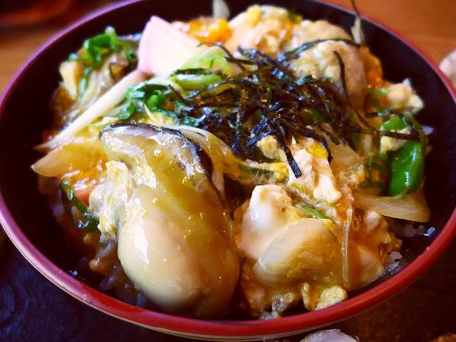 夏季限定!舞鶴岩がき丼が始まりました!  京都市舞鶴市  「まいづる茶屋」