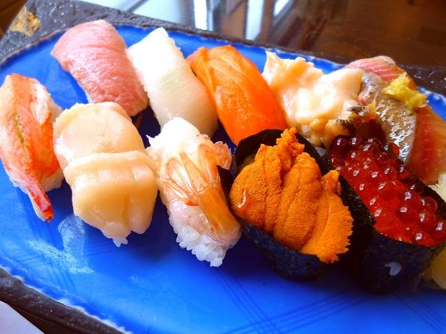 ネタはどれも新鮮絶品!信じられないコスパのランチセットです!  北海道千歳市  「浜寿司」