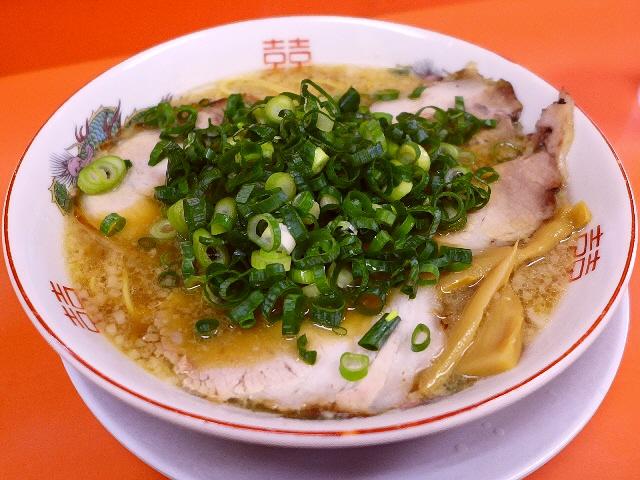 ハマる味わいの京都ラーメン!  滋賀県  「山さんラーメン」