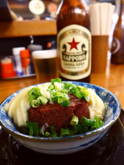 Mのちょっと一杯!  冷た~くて美味しくて安~いビールを求めて!  大阪駅前第1ビル  「銀座屋」