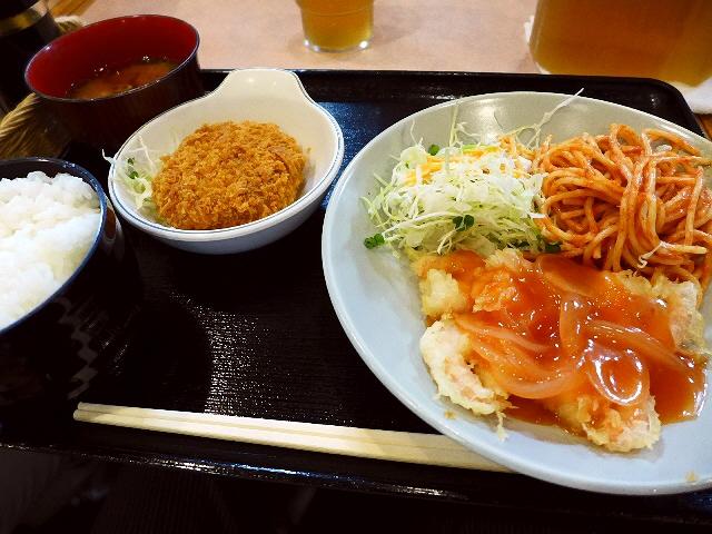 連日大行列のお値打ちワンコインランチ!  大阪駅前第1ビル  「萬願亭」