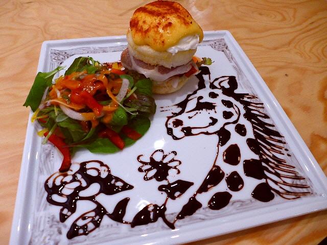 あまりにも美しくて美味しすぎる食のアート!  福島区  「Art&Sweets cica(シカ)」