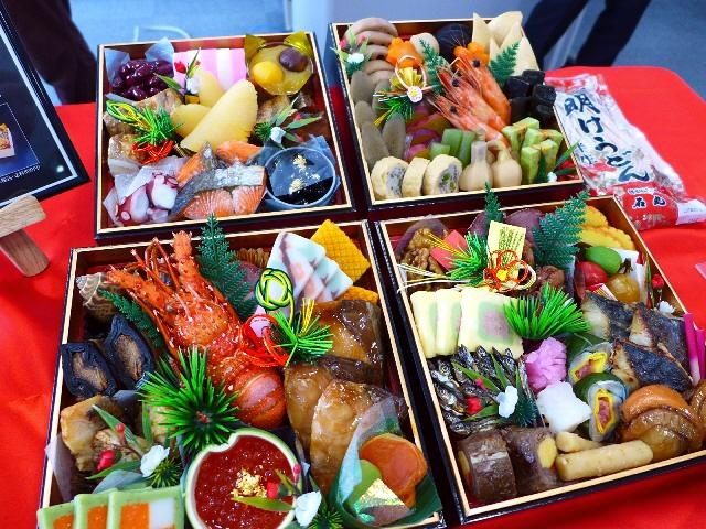 ぐるなび食市場 「おせち試食会in大阪」に参加させていただきました!