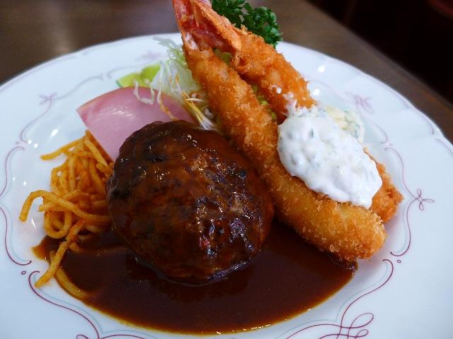 大阪の名洋食店が神戸に移転リニューアルオープンしました!  神戸市灘区  「洋食の店 アラカルト」