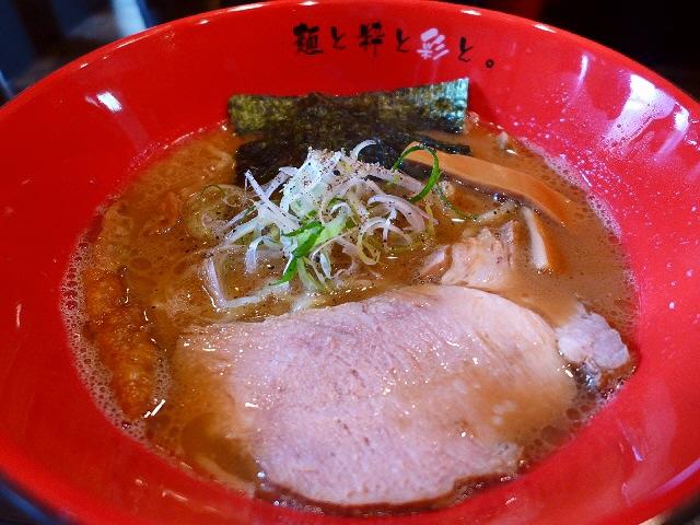 昭和町の大行列大人気店の2号店がなんばにオープン!  なんば  「麺屋彩々 なんば店」