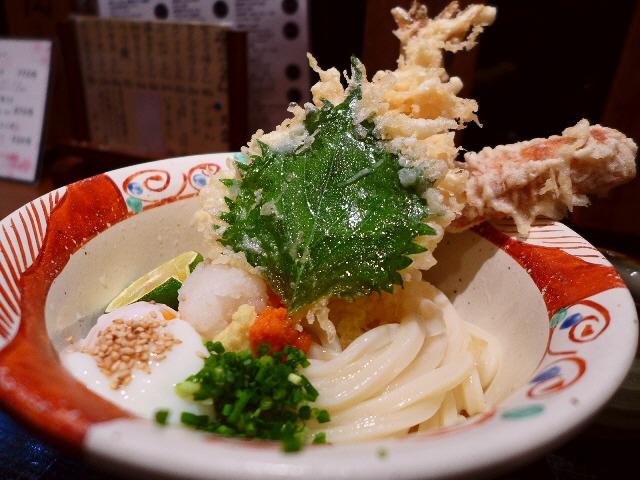 讃岐そのままの味わいがさらにパワーアップしています!  大阪駅前第3ビル  「うどん棒 大阪店」