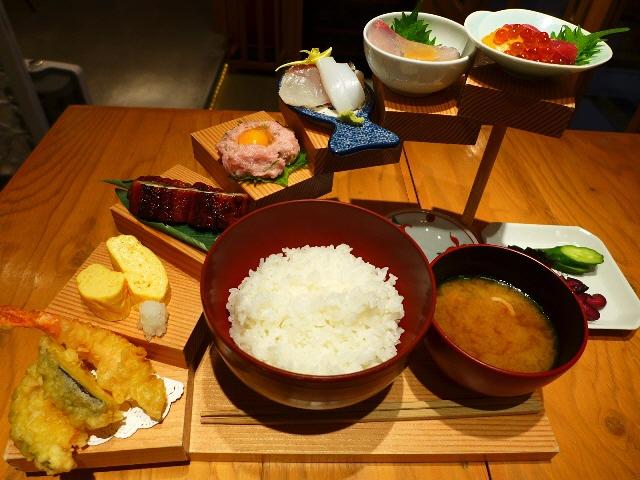 限定10食の頂鯛定食はどう考えてもお値打ち過ぎます!  北新地  「浪花ろばた itadakitai(頂鯛)」