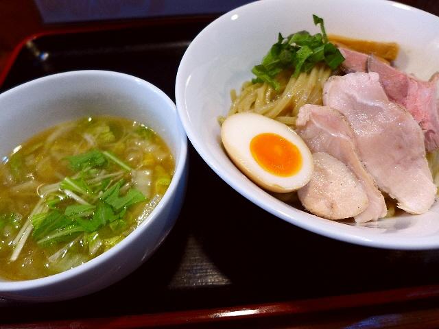 上品さと深い旨味を兼ね揃えた完成度の高い鶏塩に感動!  兵庫県伊丹市  「がふうあん」