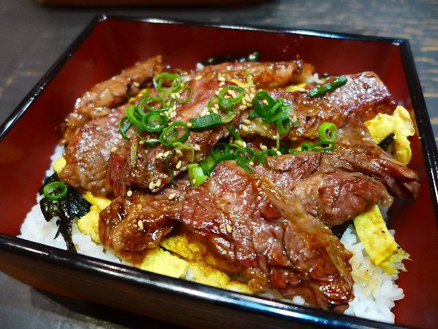 お肉がガッツリいただけるボリューム満点のお値打ちランチ!  南船場  「南船場 御肉」