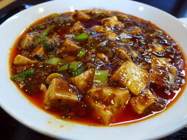 大人気店のDNAが受け継がれる絶品麻婆豆腐!  阿波座  「中華食堂 チリレンゲ」