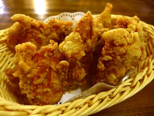 鶏の唐揚げと言えば・・・私の中では定番中の定番の大好きな唐揚げ!  お初天神通り  「ニューミュンヘン本店」