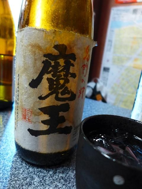 Mのハシゴ酒  焼酎の品揃えが凄い!酒屋が経営する居酒屋  大正  「畑酒店」