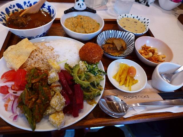 絶叫するほど旨い超本格スリランカカレーがいただける癒し系カフェ!  中央区北久宝寺町  「シバカフェ」