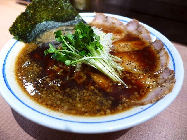 豊中の大人気店が江坂に進出!  江坂  「麺やマルショウ 江坂店」