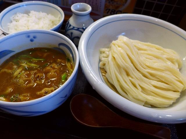 ハイレベルな熟成麺!カレー出汁も絶品で満足度が高すぎます!  天王寺区高津町  「うばら」