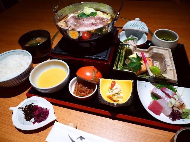 北新地高級店の味も内容もボリュームもすべてが凄すぎる超お値打ちランチ!  北新地  「季節料理・すし 竹」
