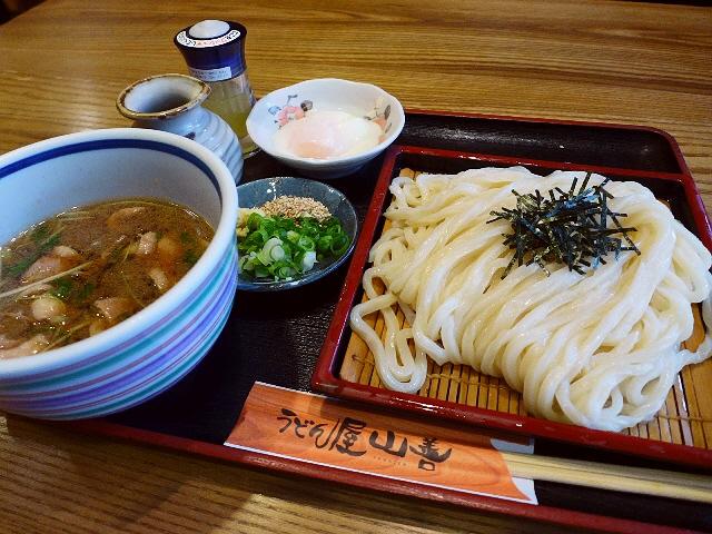 ハイレベルな熟成麺に絶品鴨出汁のつけ麺!  豊中市  「うどん屋 山善」