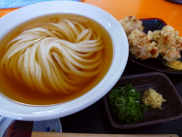 イリコの上品な旨みが凝縮した絶品出汁!熟成麺も素晴らしい!  豊中市  「空飛ぶうどん やまぶき家」