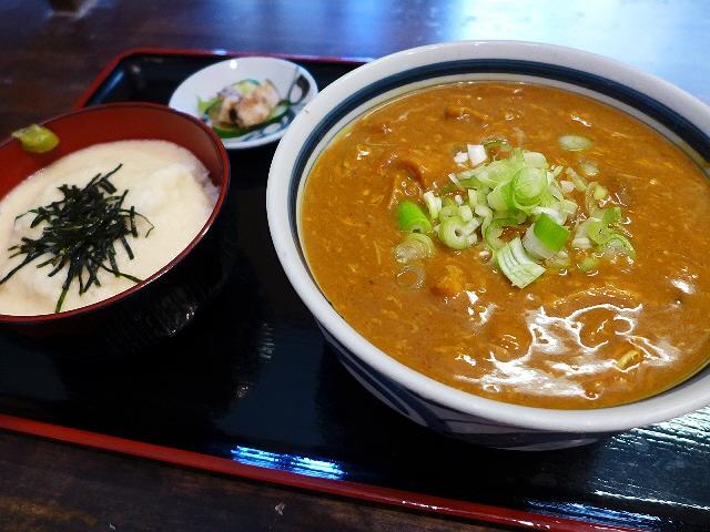 お出汁も麺も冷たいひやひやカレーうどんは絶品です!  大東市  「瀬戸内製麺710」