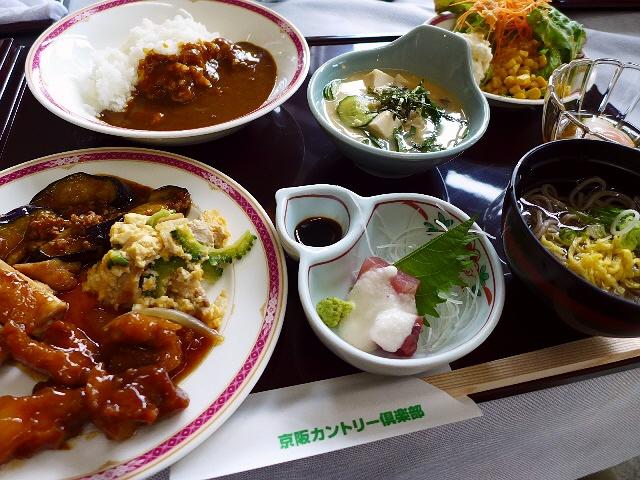 真夏に汗だくになりながらのプレーもイイものです!  滋賀県  「京阪カントリー倶楽部」