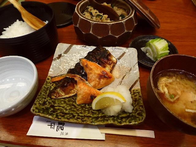 お座敷でゆったりいただけるお値打ちの魚と絶品ご飯の大満足ランチ!  北新地  「魚匠 銀平はなれ」