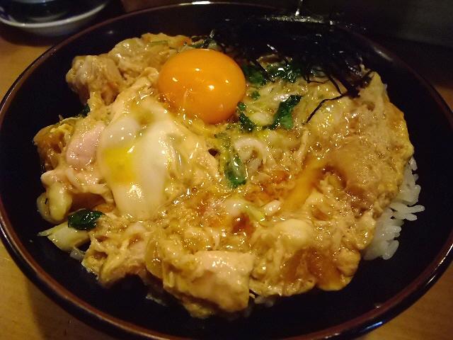 日本一の親子丼は健在でした! 北新地 「はづき」