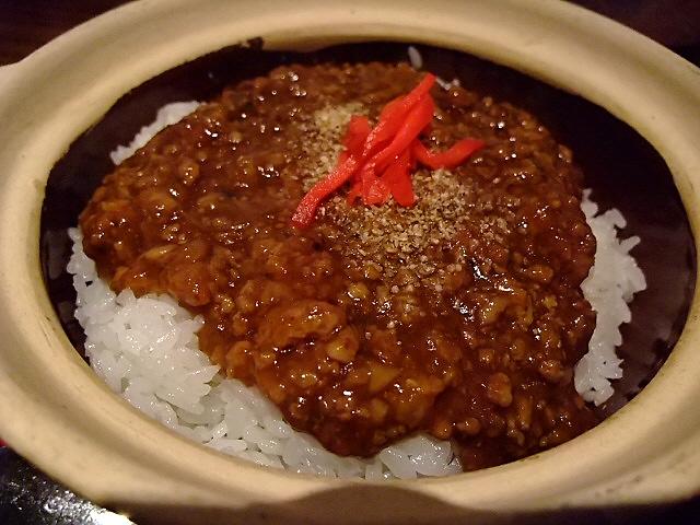 サーコーハンを食べてきました 難波 「香港砂鍋飯 モンコック」