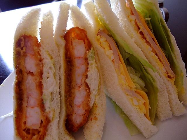 これはまさにサンドイッチ革命?!の美味しさ! 住吉区 「サンカフェ 帝塚山店」