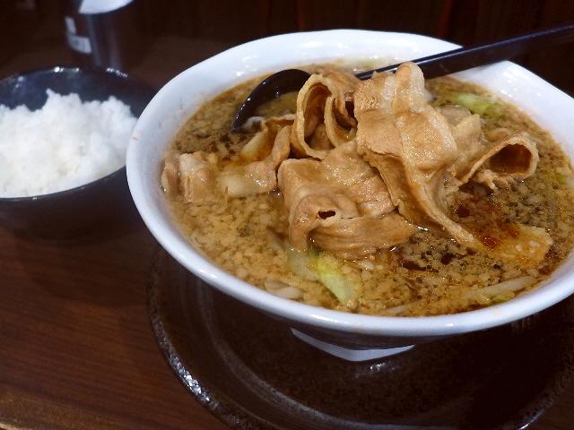 たまに無性に食べたくなる男の根性黒醤油はやっぱり激ウマでした! 寺田町 「麺屋 わっしょい」