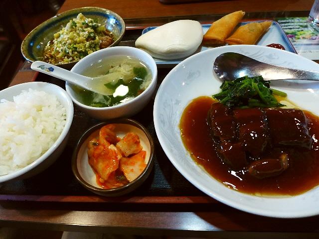 満腹になって大満足させていただけるお値打ちランチ! 豊中市 「中国料理 藍天」