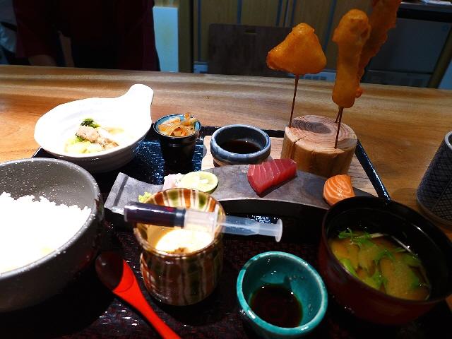 遊び心満載の創作和食店のお値打ちランチ! 北新地 「和食 みのる」