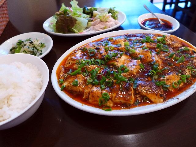 病み付きになる旨さの本格四川麻婆豆腐に完全にハマってしまいました! あびこ 「中国小菜 双琉」