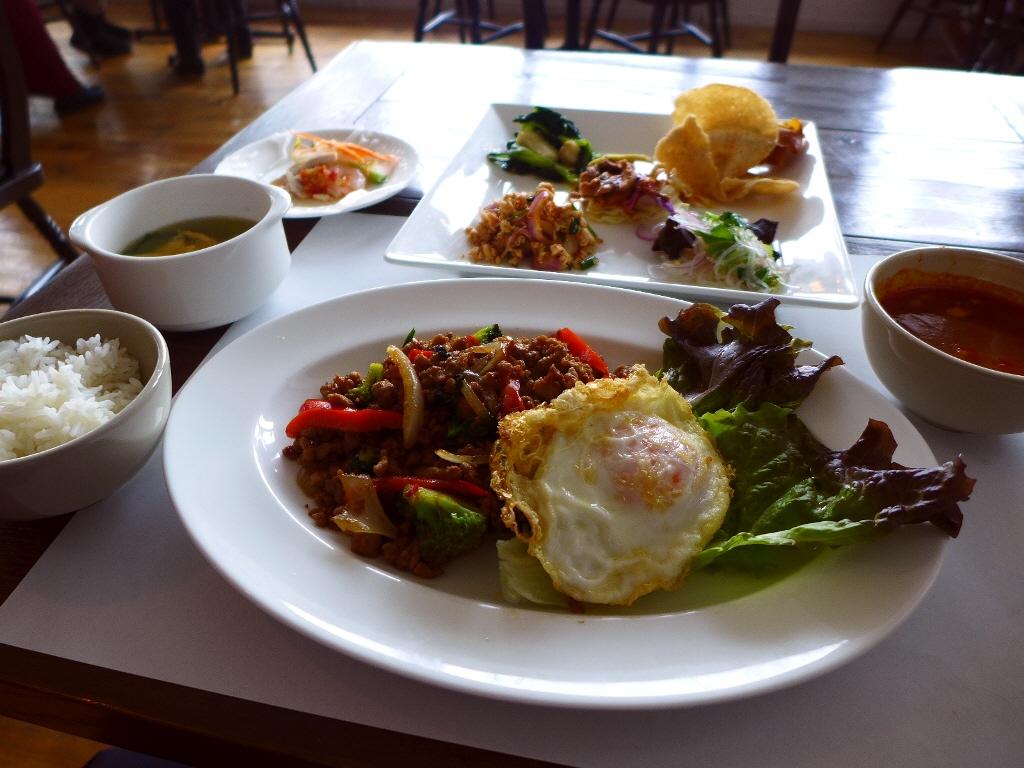 本格タイ料理ビュッフェ付きランチはあまりにも満足感が高いです! グランフロント大阪 「マンゴツリー大阪」