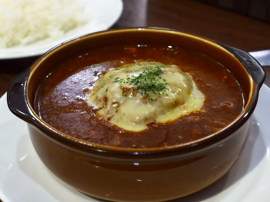 たまに無性に食べたくなる絶品煮込みハンバーグ! グランフロント大阪  「Revo グランフロント店」