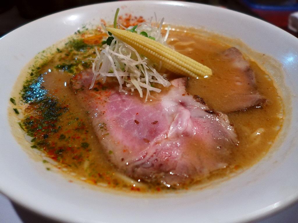 4種の味噌のブレンドスープが旨い!人気店の2号店がオープンします! 北区黒崎町 「ぶたコング 天満九龍店」