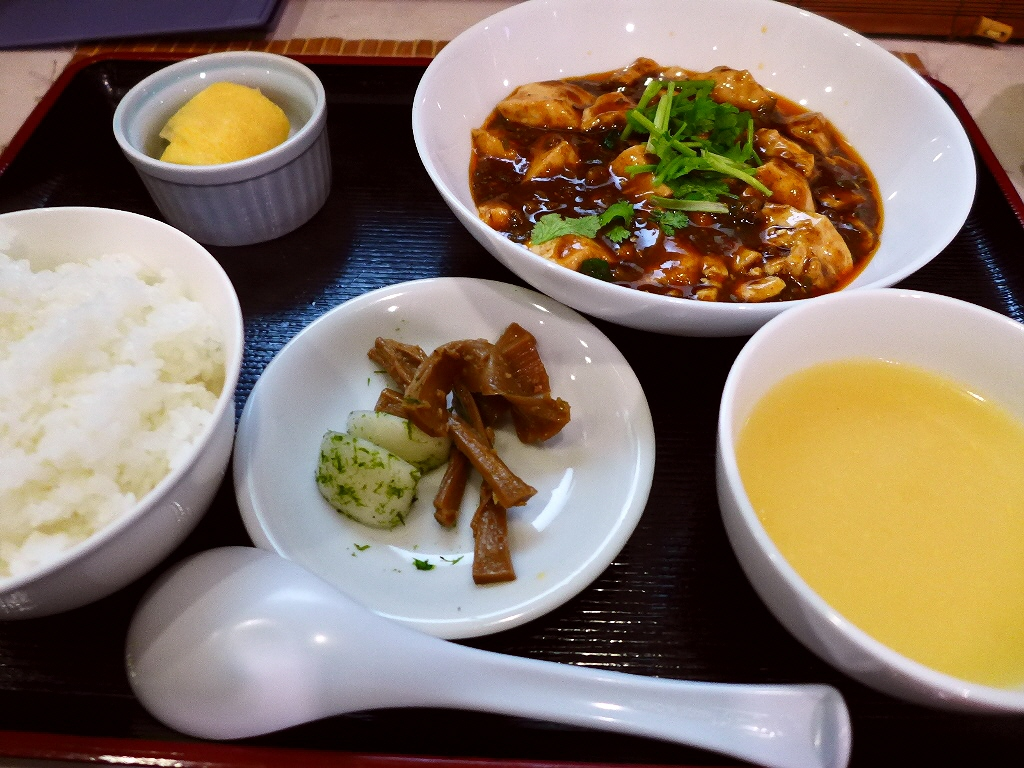 癖になる味!ハイレベルな麻婆豆腐に出会いました! 北区黒崎町 「中華ダイニング 奥川」