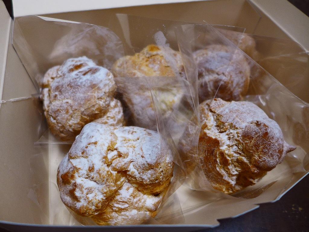 Mのおやつ 数量限定の大人気シュークリームとバレンタイン限定の絶品生チョコ! 東淀川区 「f-cafe'」