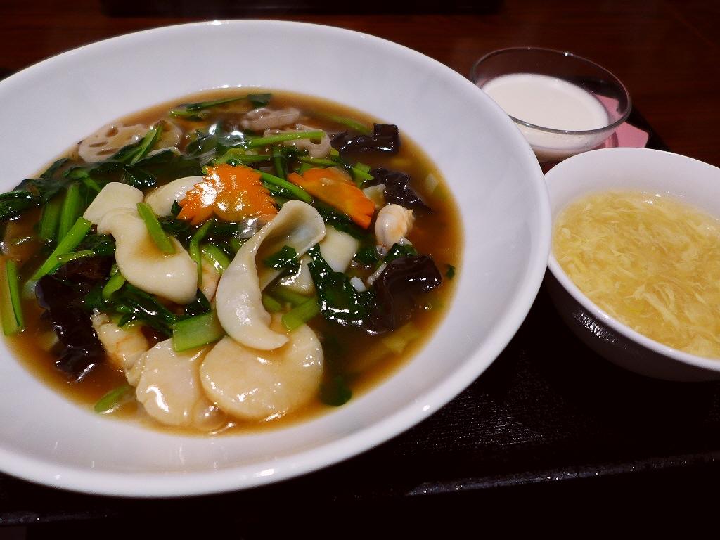 高級感あふれる味わいの本格中華がお昼はリーズナブルにいただけます! 北新地  「海鮮酒家 海皇(ハイファン) 大阪堂島店」