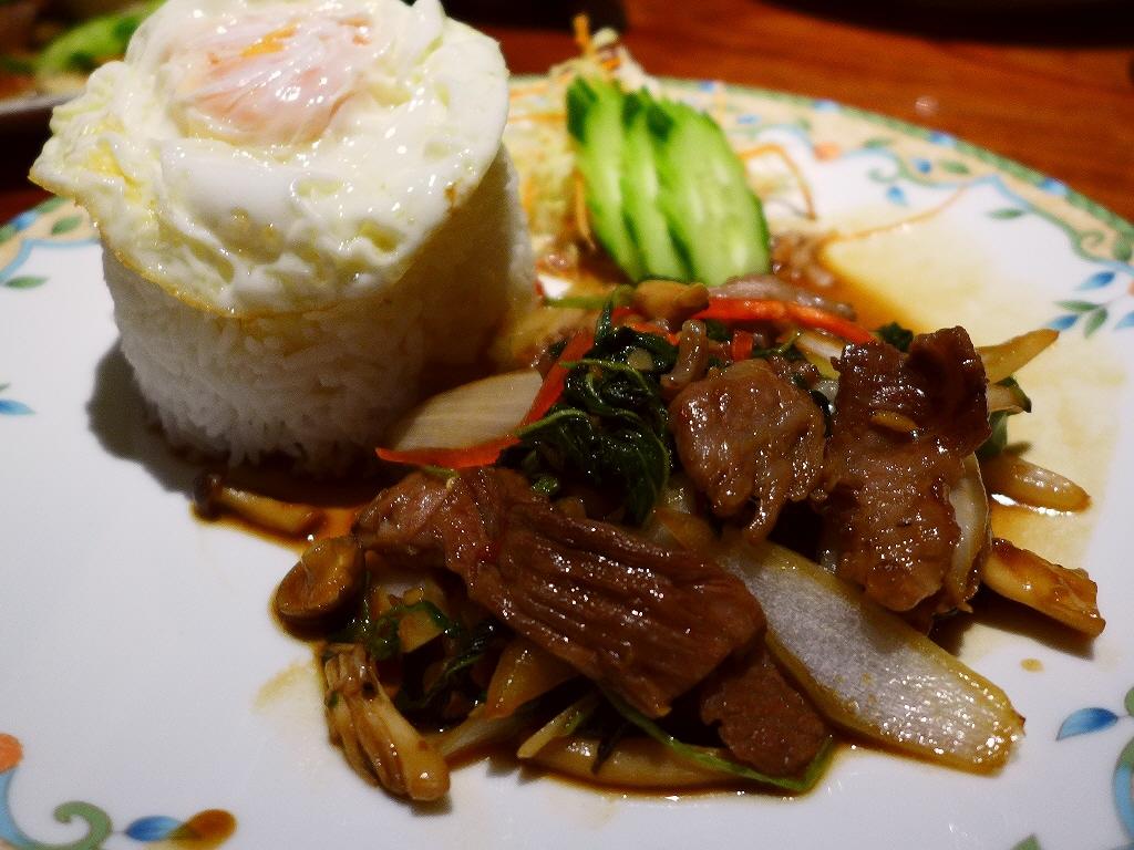 本格タイ料理がお手軽にいただけるお得なランチセット! ブリーゼブリーゼ 「クワンチャイ 梅田店」