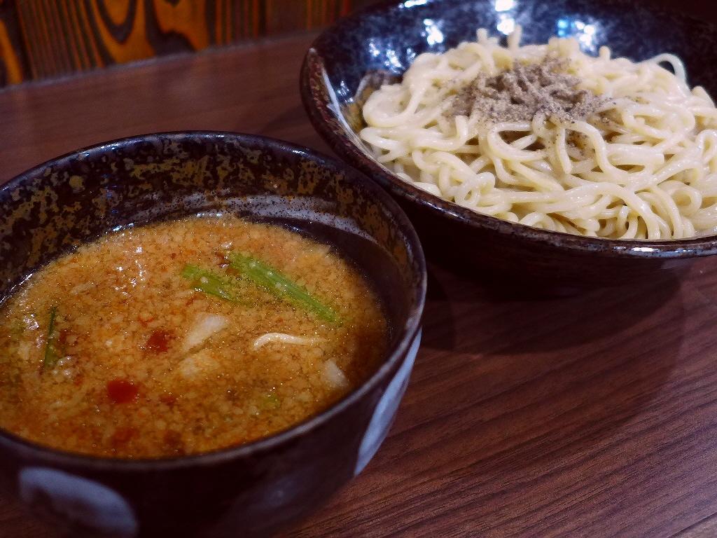 5周年おめでとうございます!4日間だけ周年記念限定裏メニューが食べられます! 寺田町 「麺屋 わっしょい」